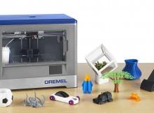 El bricolaje del futuro hoy: impresión en 3D con la impresora Idea Builder