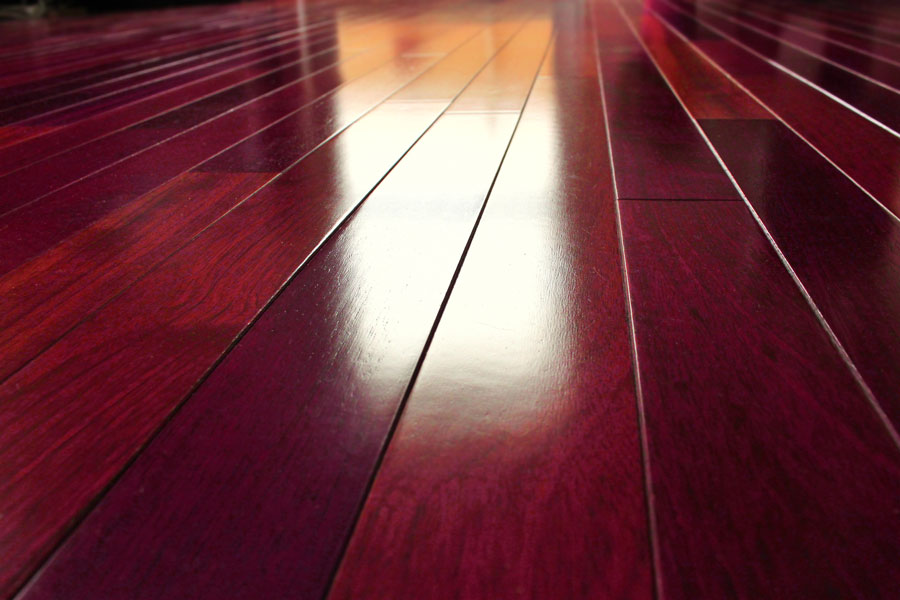 C mo lograr una perfecta reparaci n de pisos de madera - Colores para pintar piso ...