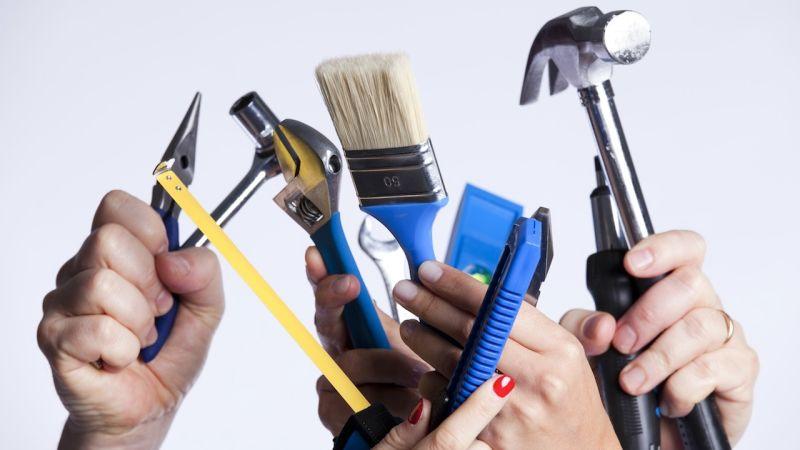 Resolver los problemas básicos de casa