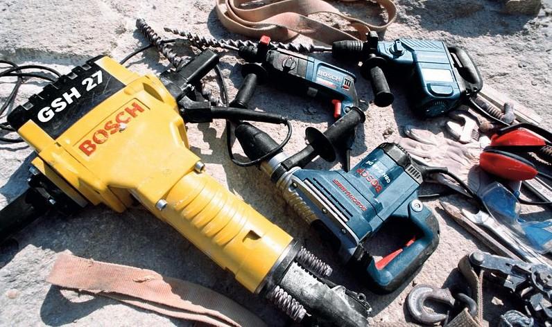 Maquinaria ligera para construcción | Garantía profesional