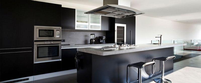 Art culos para el hogar para crear un espacio incre ble for Cocinas industriales modernas