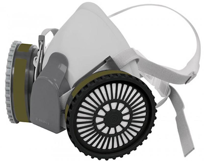 Distribuidores de equipo de seguridad industrial: Mascarillas y Respiradores