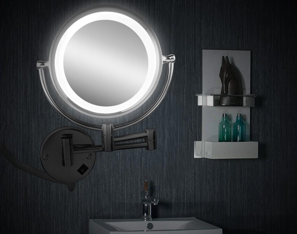 Tips para el hogar alquilado limpieza y decoraci n para ba os - Lamparas para espejo de bano ...