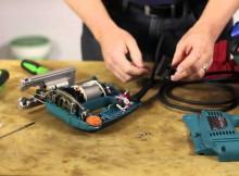 Mantenimiento y reparación de herramientas eléctricas