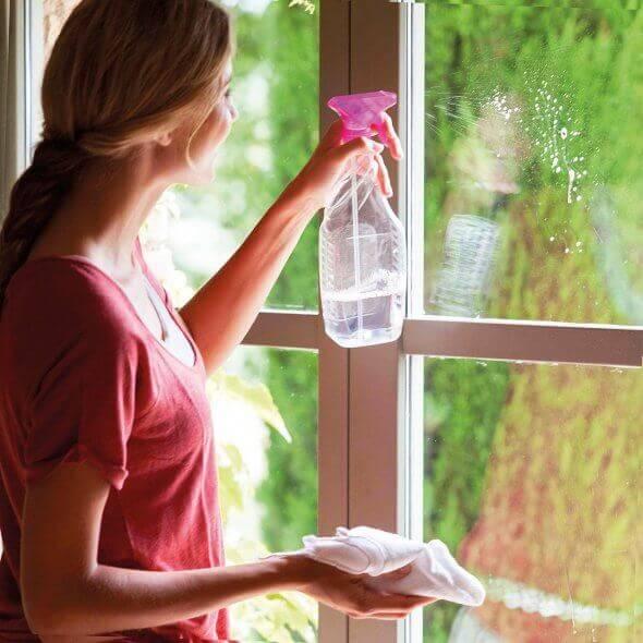 C mo limpiar vidrios de ventanas ba os y autos perfectamente - Como limpiar los cristales para que queden perfectos ...