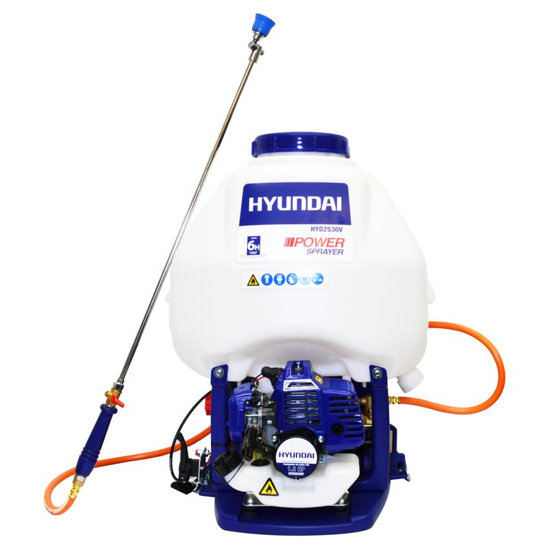 Fumigadora de motor Hyundai HYD2530V