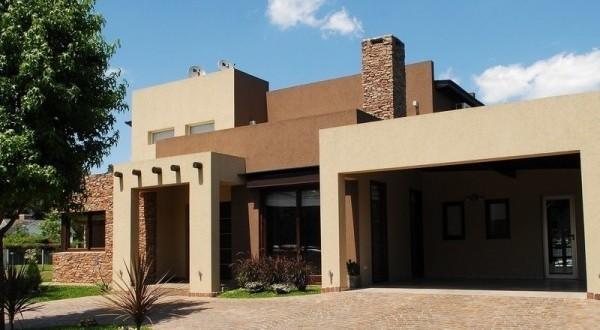 C mo pintar una casa paso a paso tipos de pintura y for Colores para pintar fachadas de casas