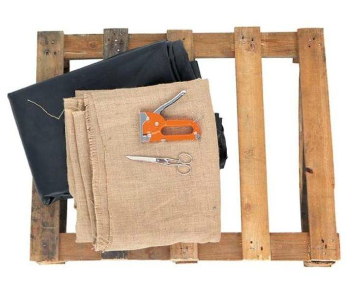 Bricolaje para jard n c mo hacer un jard n vertical casero for Astillas de madera para jardin