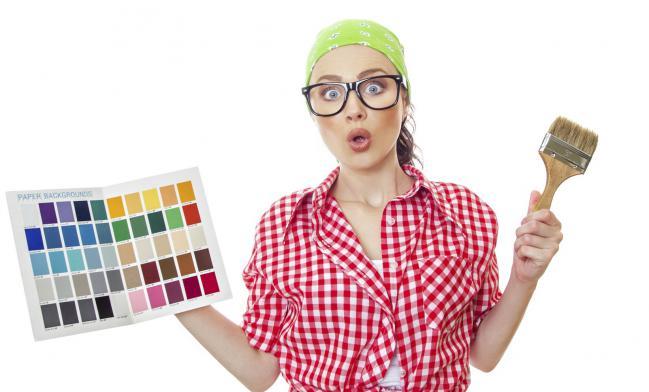 C mo pintar una casa paso a paso tipos de pintura y for Los mejores colores para pintar una casa