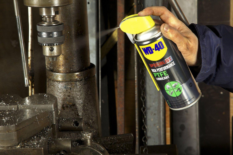 Tipos de aceites lubricantes para máquinas, herramientas y más...