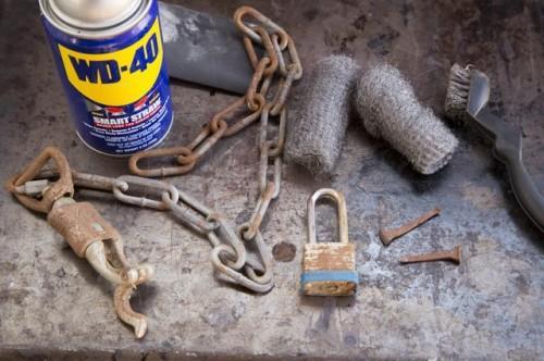 Cómo Quitar El óxido Del Metal Rápida Y Efectivamente