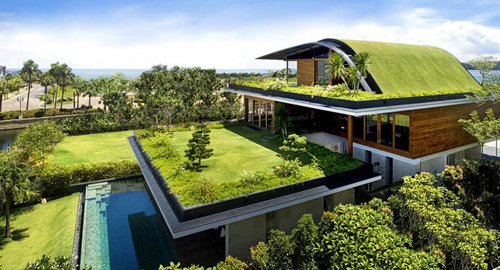 Construcci n de casas ecol gicas y autosustentables - Precio proyecto casa ...