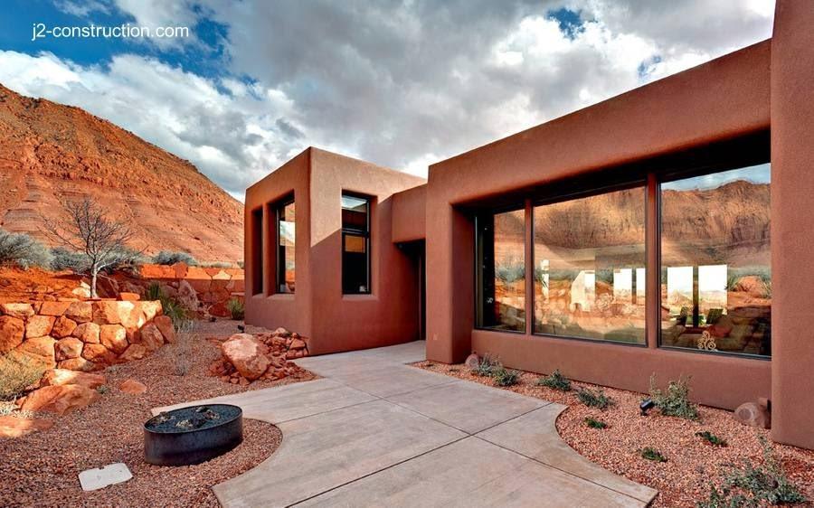 Construcci n de casas ecol gicas y autosustentables - Construccion de casas modernas ...