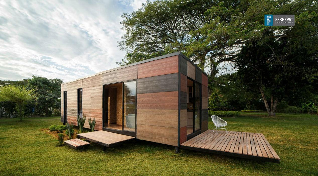 7 incre bles ideas para la construcci n de casas econ micas - Ideas para hacer una casa ...