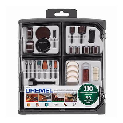 Kit de 110 Accesorios Dremel Multiuso 709-RW2