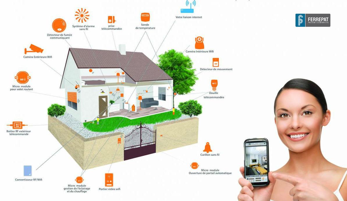 La era de las casas inteligentes|Seguridad, ahorro y confort