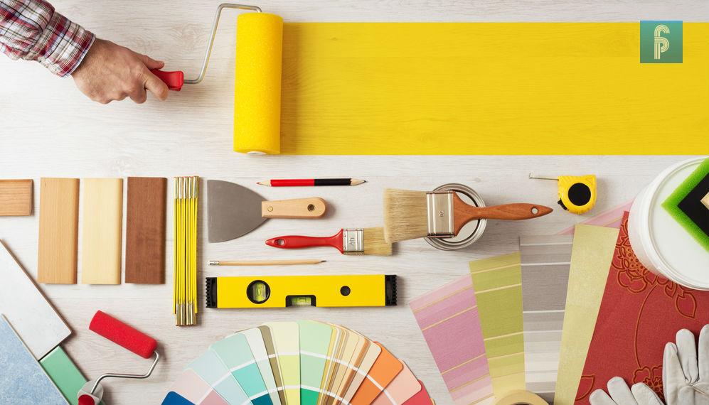 Qu necesito para pintar una casa lista r pida - Pintar mi casa ...