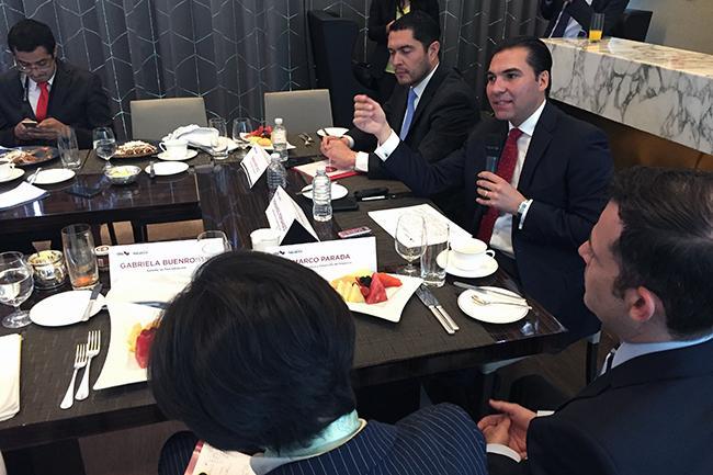 Fernando Fernández, gerente general y vicepresidente comercial de USG Latinoamérica. Foto: Especial