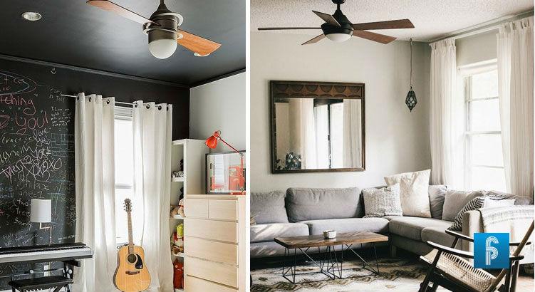 Ventajas reales de usar ventiladores de techo en el hogar - Ventiladores silenciosos hogar ...