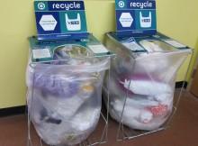reciclar bolsas de plástico