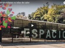 Científicos de la UNAM proponen parques modulares vs islas de calor