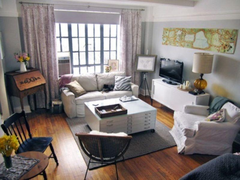 Cómo Hacer una Casa Acogedora y Confortable- Mezclar muebles y estilos