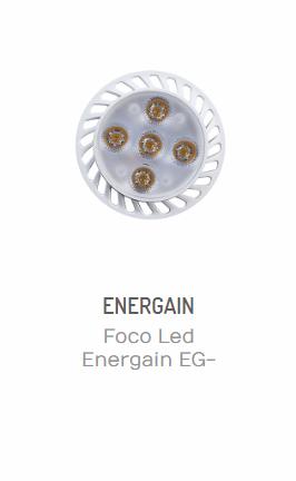 consejos de iluminación de interiores para invierno- FOCO LED ENERGAIN EG-S6W DE 6W LUZ CÁLIDA