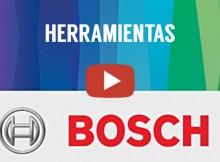 VIDEOS DE HERRAMIENTAS BOSCH