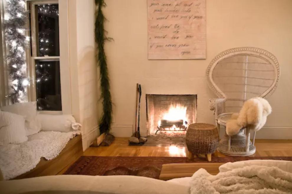 consejos de iluminación de interiores en invierno