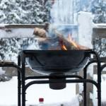 Cómo preparar una parrillada exitosa en invierno