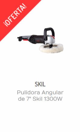 PULIDORA ANGULAR DE 7 SKIL 1300W 9071