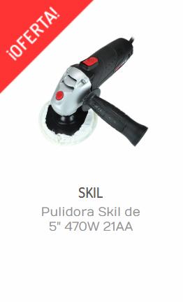 "PULIDORA SKIL DE 5"" 470W 21AA"