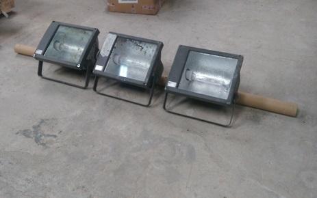 Luces de nite o halogenuro metálico