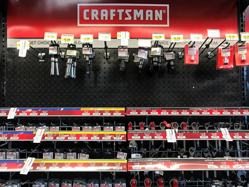 Sears es demandada por la marca Craftsman